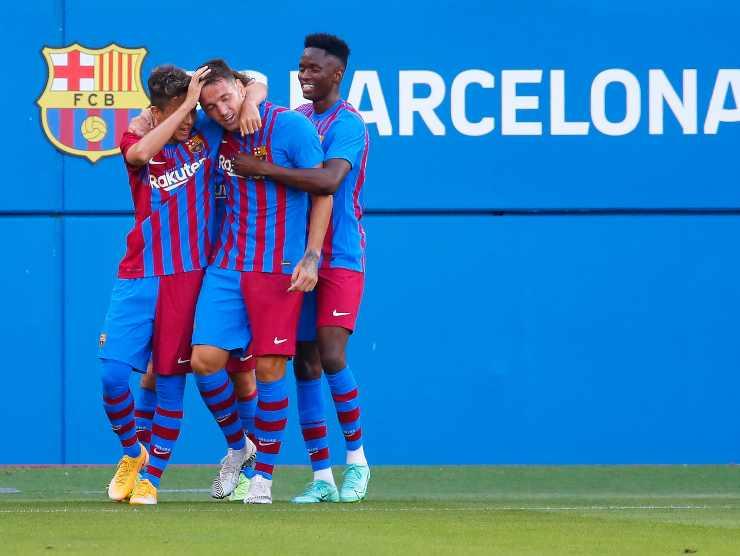 Rey Manaj Barcellona