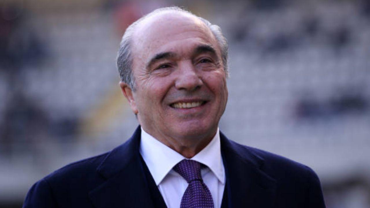 Rocco Commisso, il presidente della Fiorentina