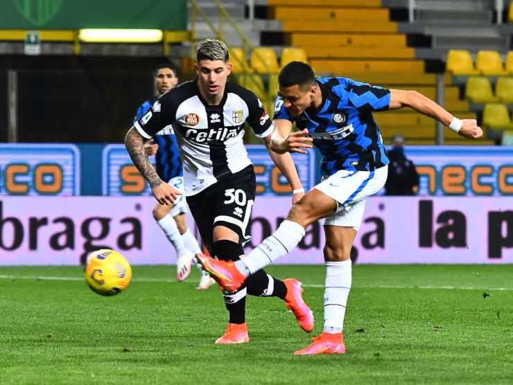 Alexis Sanchez Inter - Getty Images