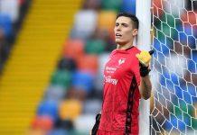 Marco Silvestri al Dacia Arena - Getty Images