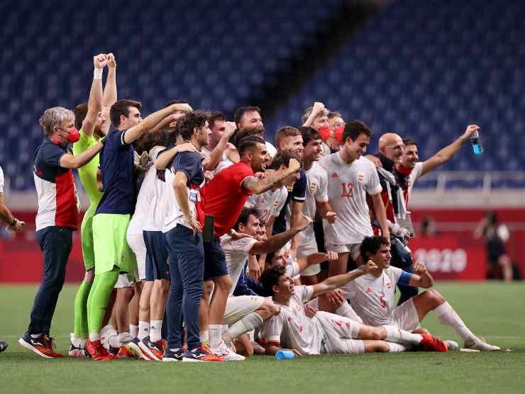 Spagna Olimpiadi