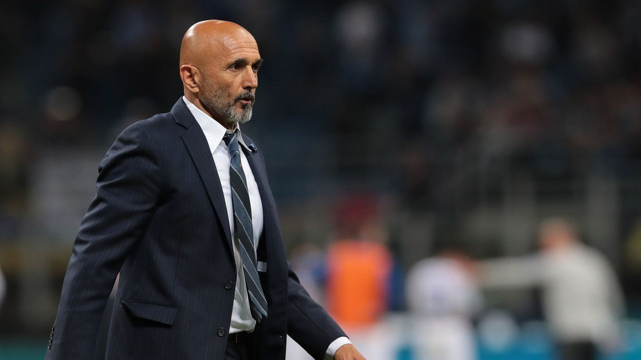 Luciano Spalletti - Getty Images