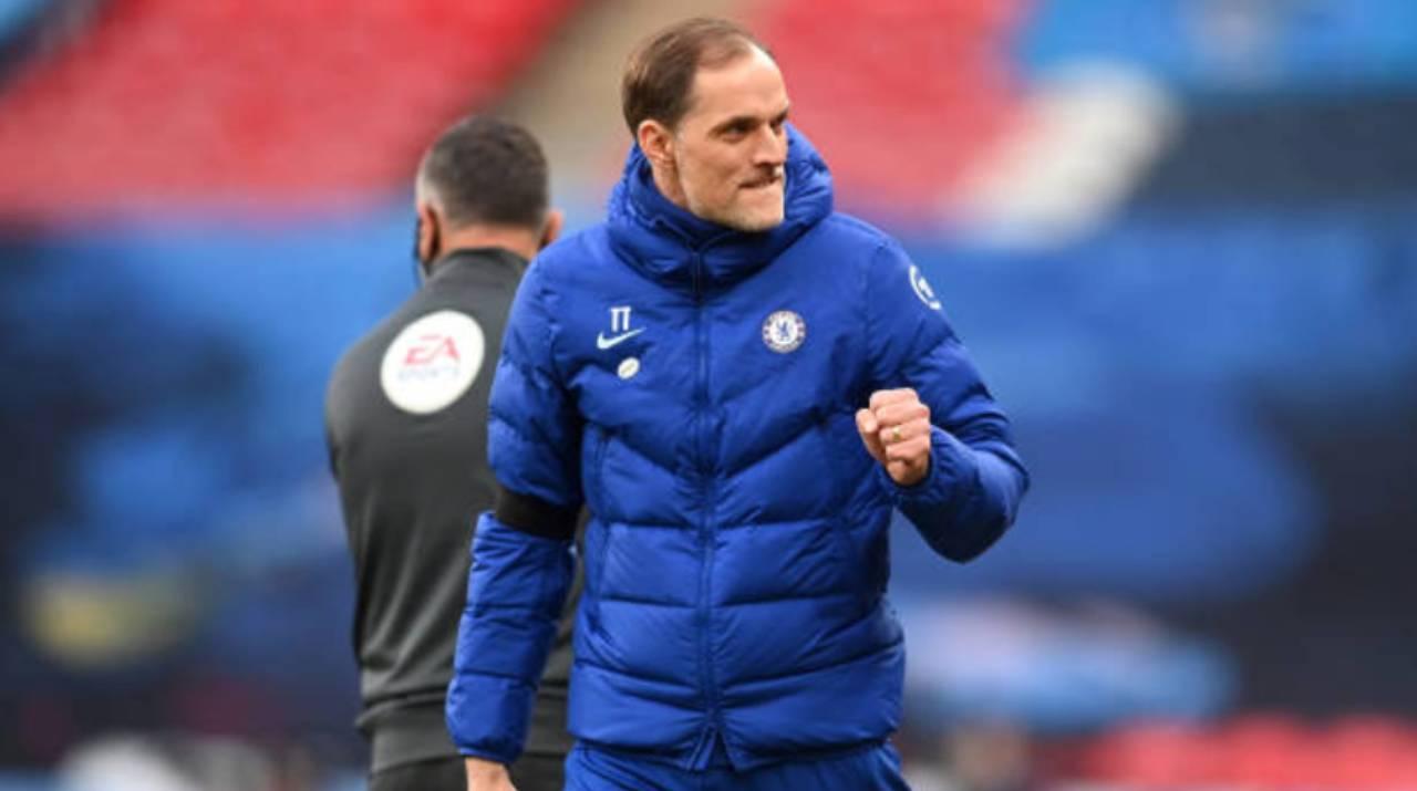 Thomas Tuchel, l'allenatore del Chelsea
