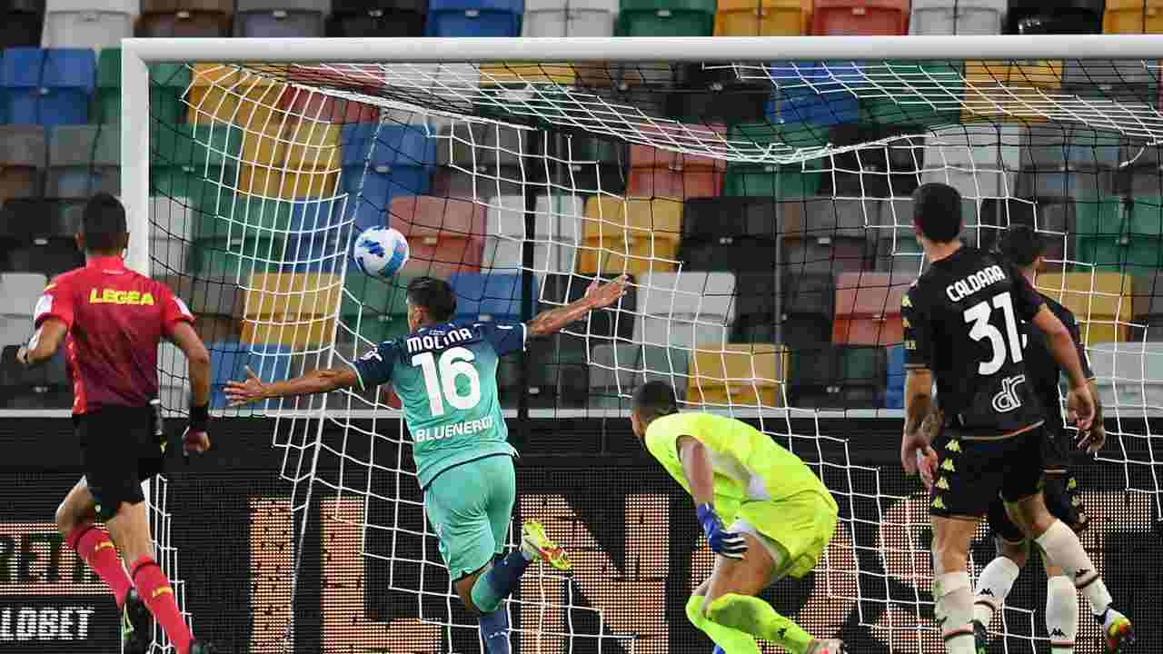 Udinese-Venezia gol - Getty Images