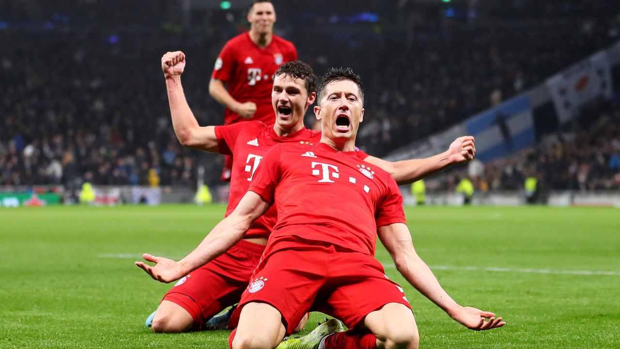 Bayern Monaco - Getty Images