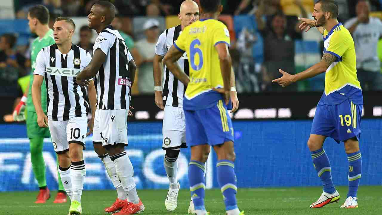 post Udinese - Juventus - Getty Images