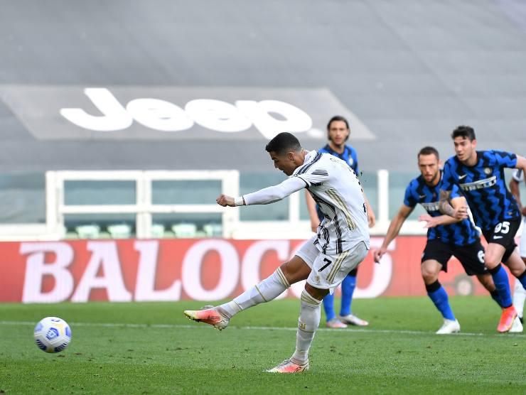 Rigore Ronaldo - Getty Images