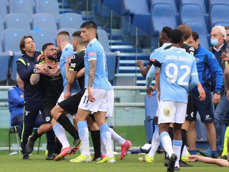 rissa Lazio-Spezia Getty Images