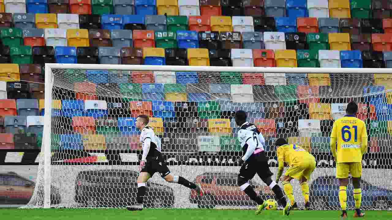 udinese in gol - getty images