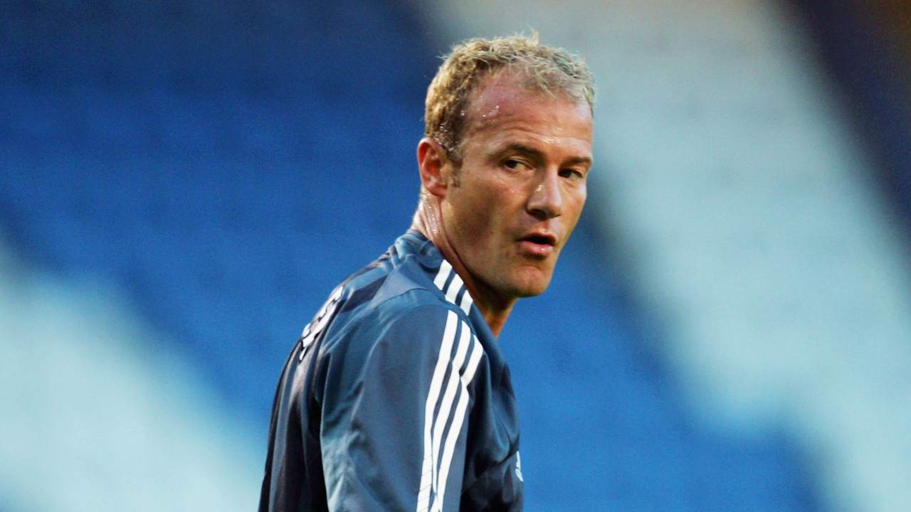 Alan Shearer - Getty Images