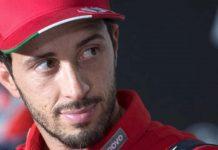 Andrea Dovizioso, pilota di MotoGP