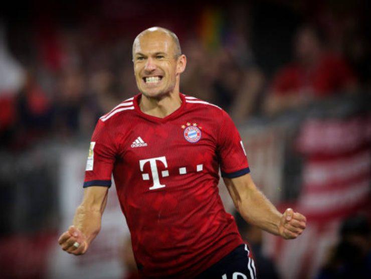 Arjen Robben, ex giocatore di calcio