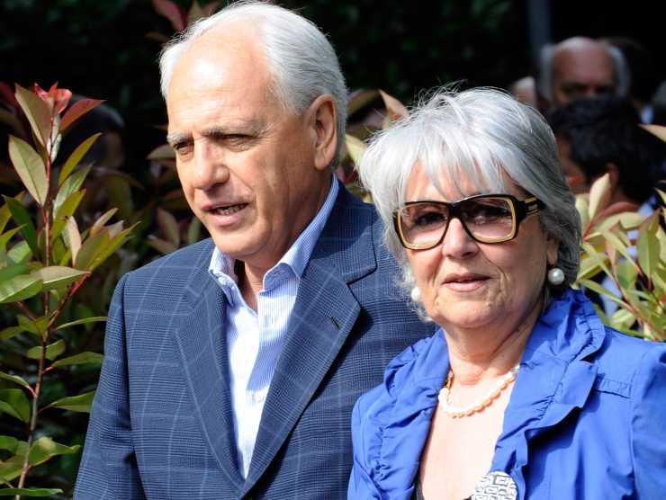 Bettega e Mariella - Getty Images