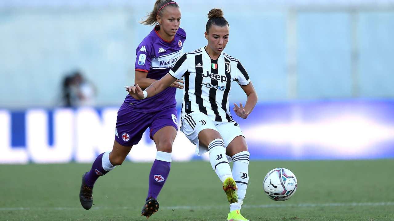 Caruso contro Fiorentina - Getty Images