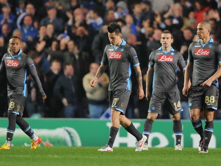 Chelsea Napoli Champions