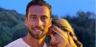 Claudio Marchisio e Roberta Sinopoli