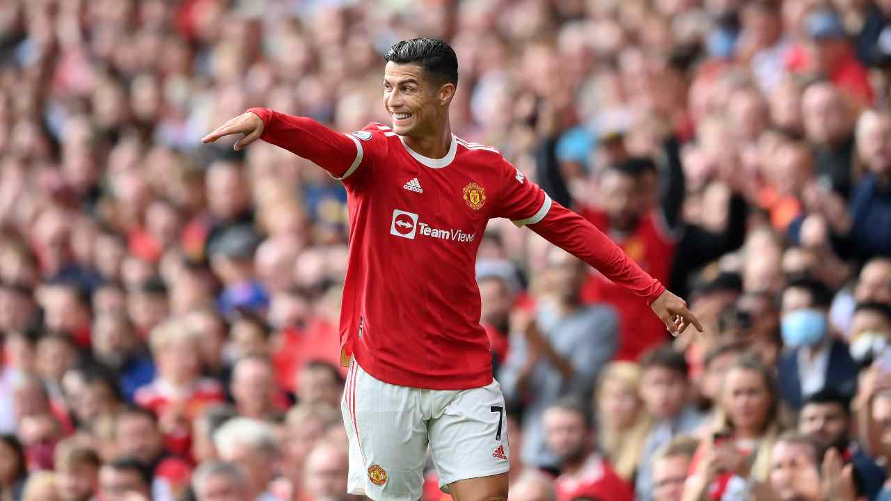 Crisitiano Ronaldo Manchester