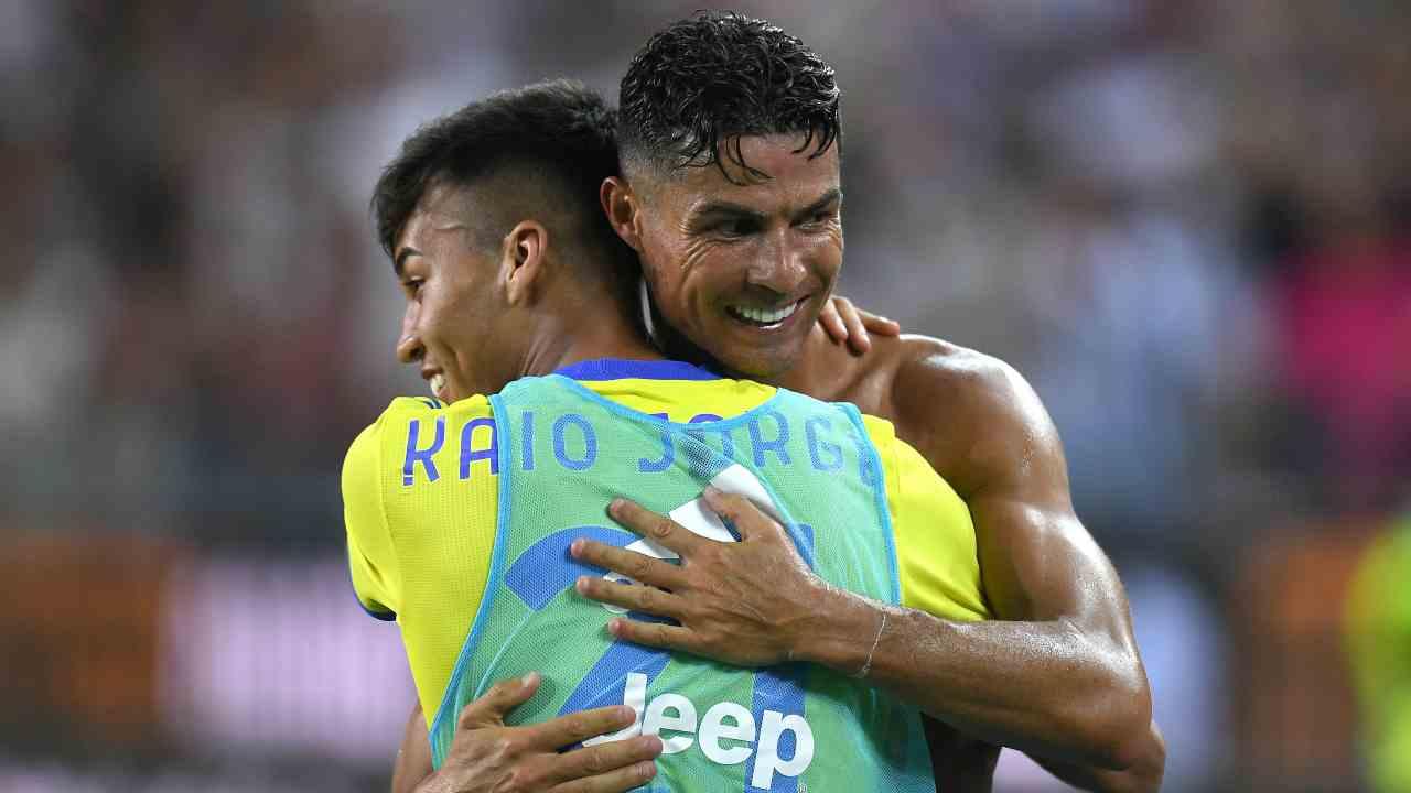 Cristiano Ronaldo Kaio Jorge