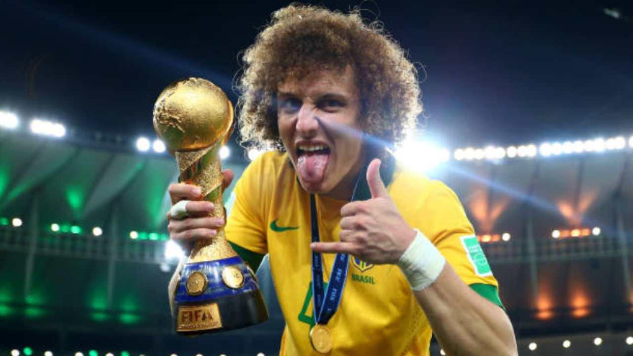 David Luiz, difensore svincolato