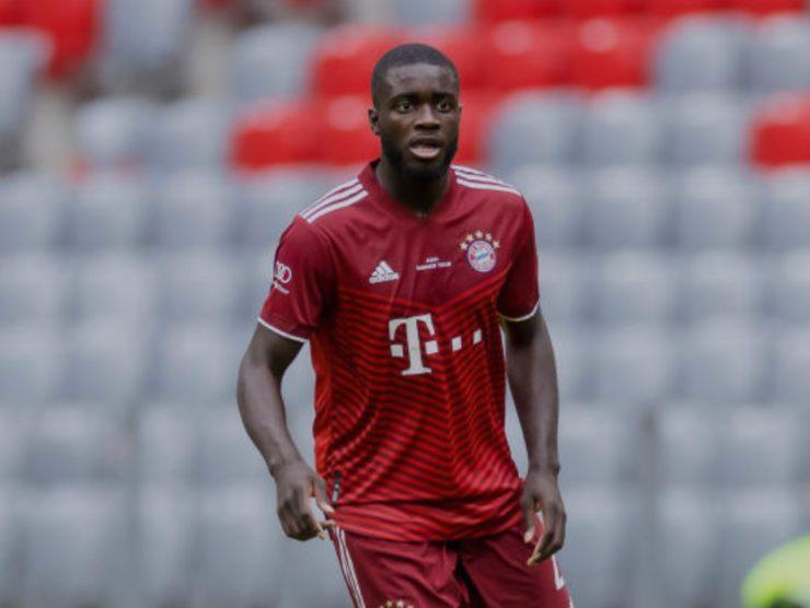 Dayot Upamecano, difensore del Bayern Monaco