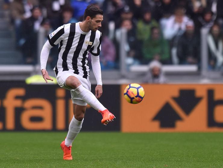 De Sciglio Juve - Getty Images