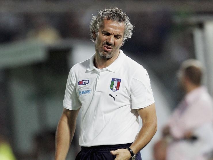 Roberto Donadoni ex ct dell'Italia