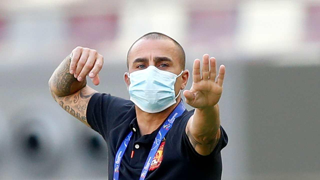 Fabio Cannavaro Cina