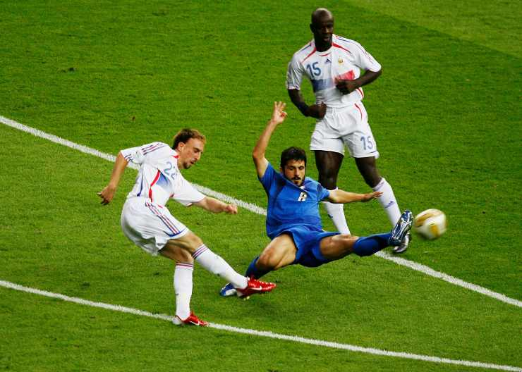 Ribery al Mondiale 2006