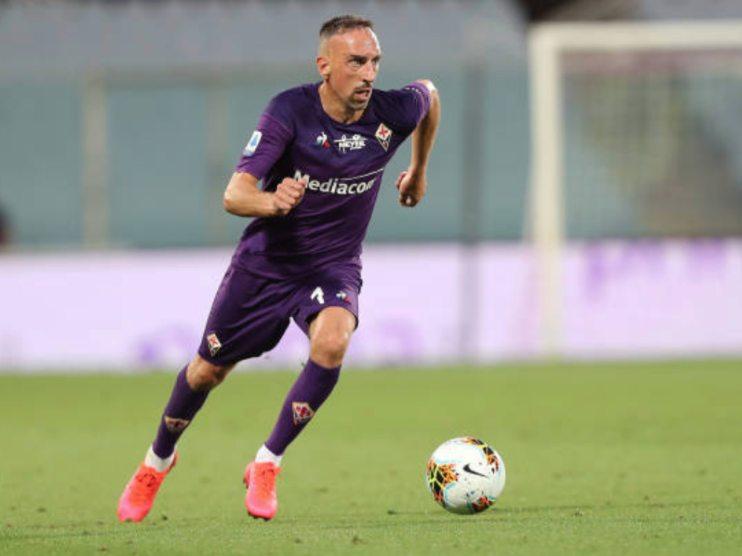 Frank Ribery, svincolato vicino alla Salernitana