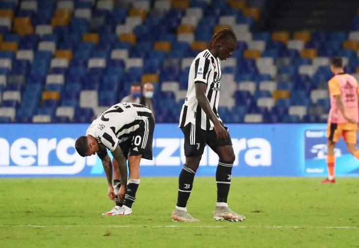 I calciatori della Juve
