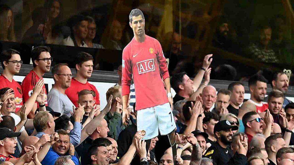 I tifosi del Manchester United