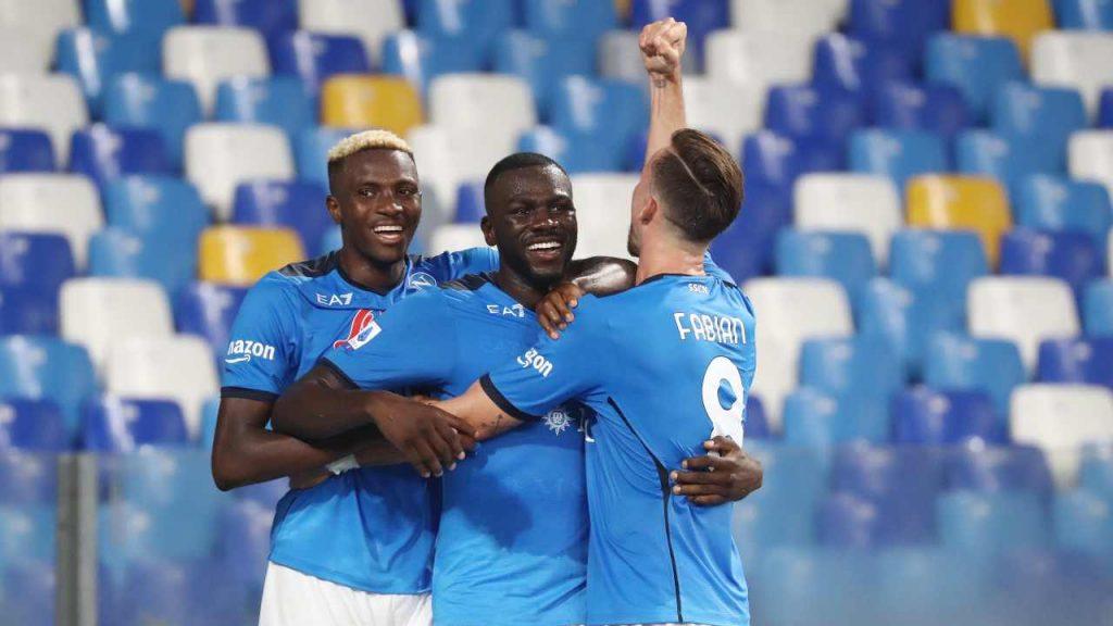 Napoli record Serie A