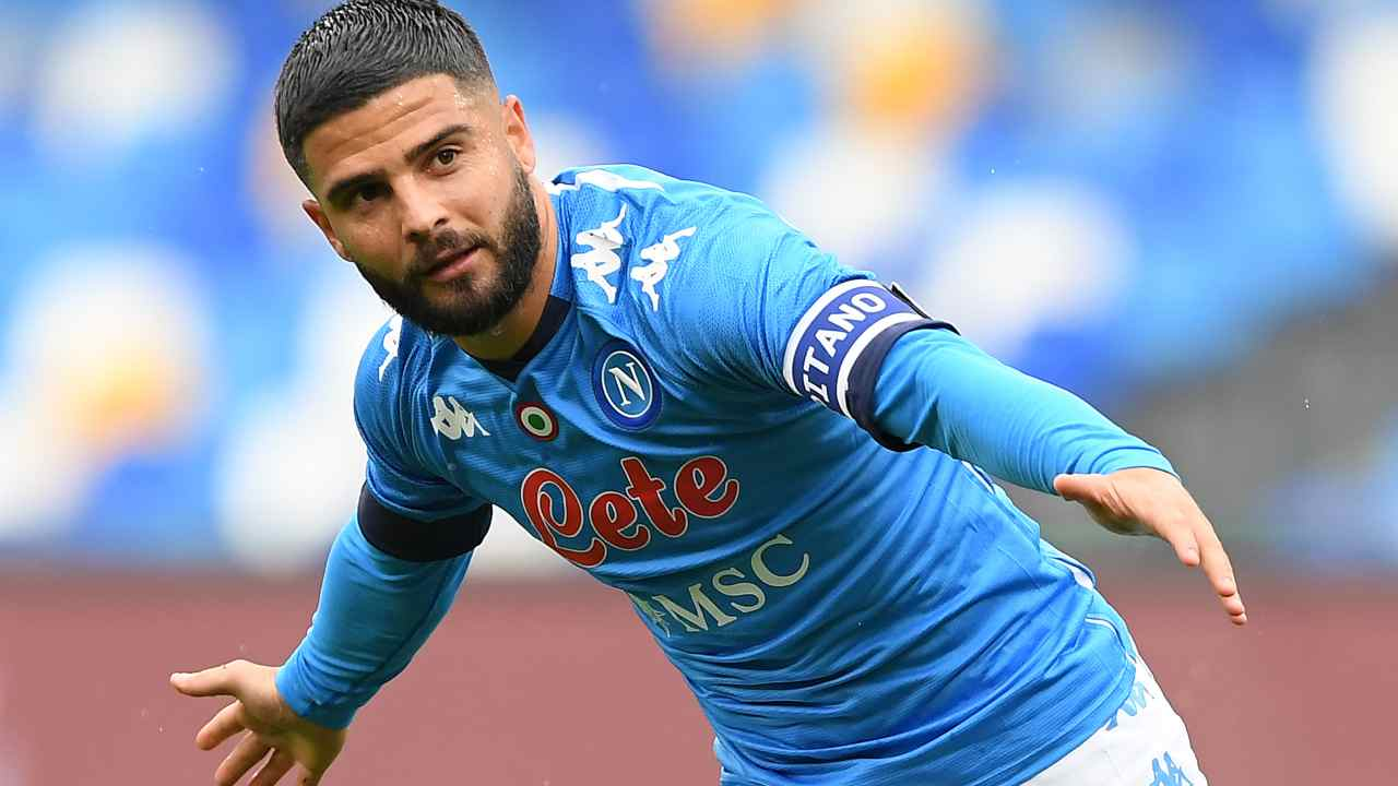 Insigne - Getty Images