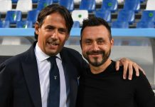 Inzaghi e De Zerbi - Getty Images