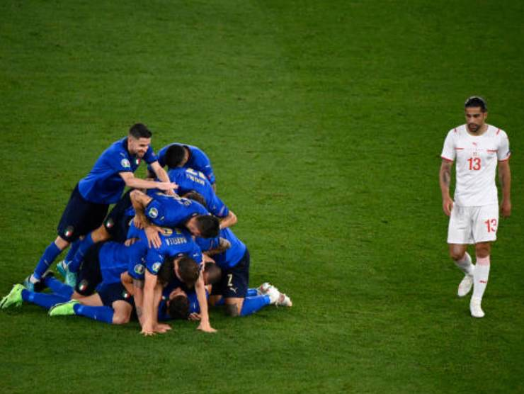 Italia-Svizzera, nella seconda partita dei gironi agli europei