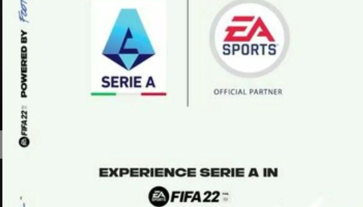 Serie A e EA hanno siglato una partership per FIFA 22