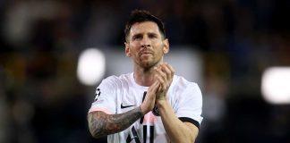Lionel Messi castello