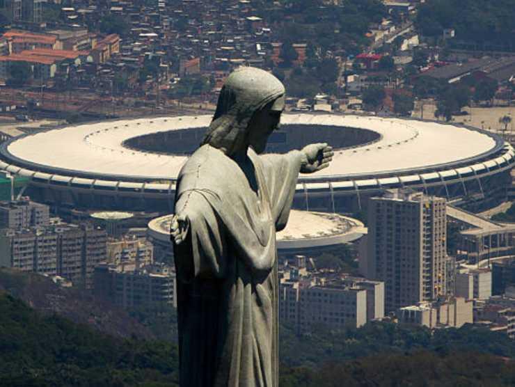 Maracanà, lo stadio del Flamengo