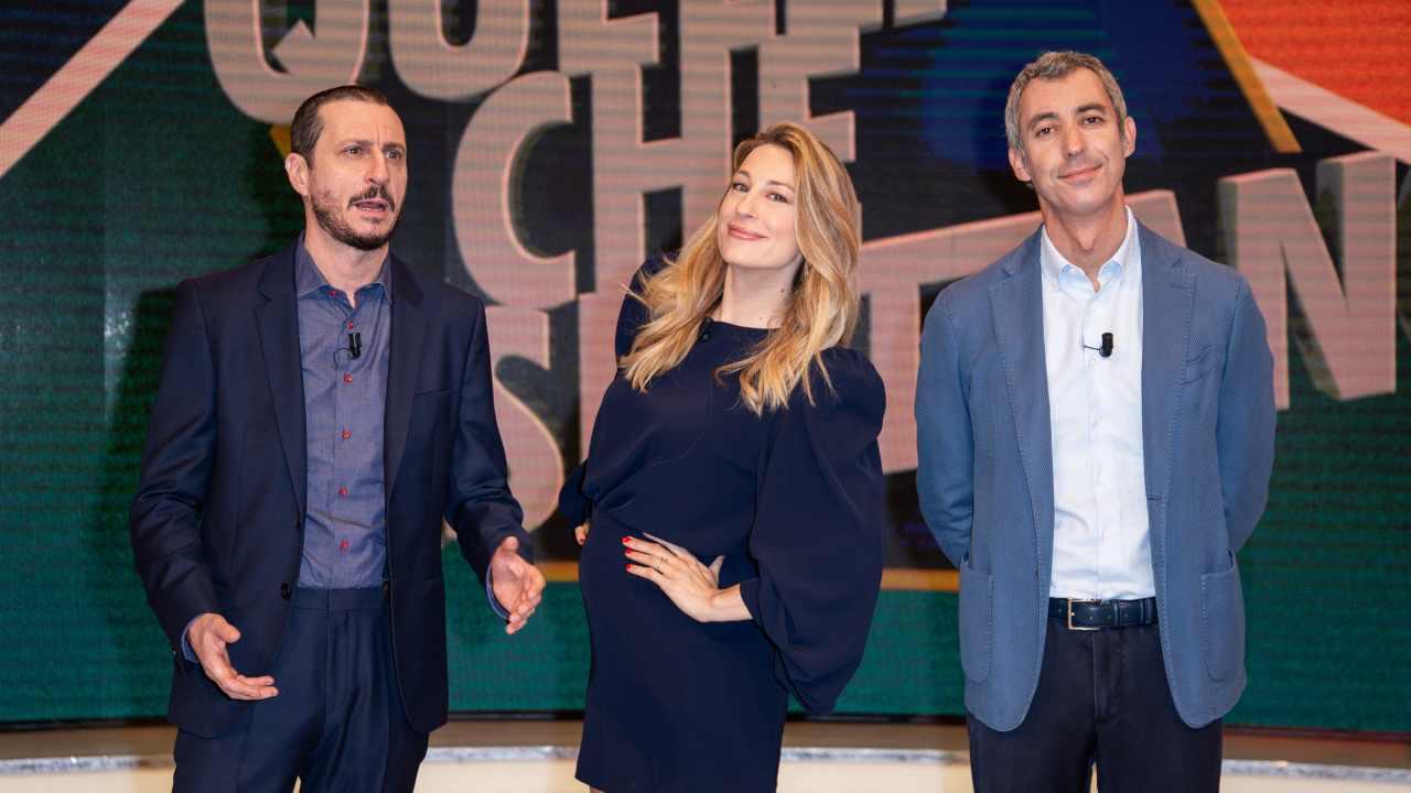 Conduttori quelli che il calcio - Getty Images