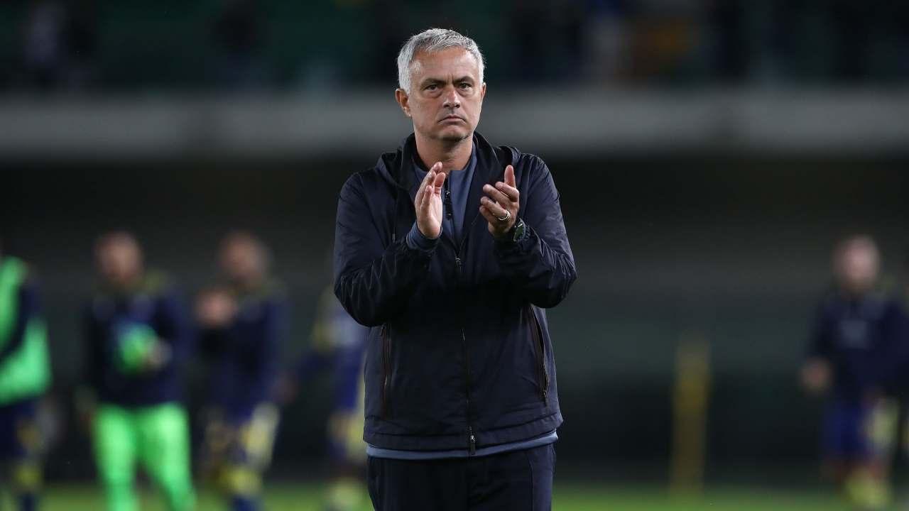 Mourinho derby