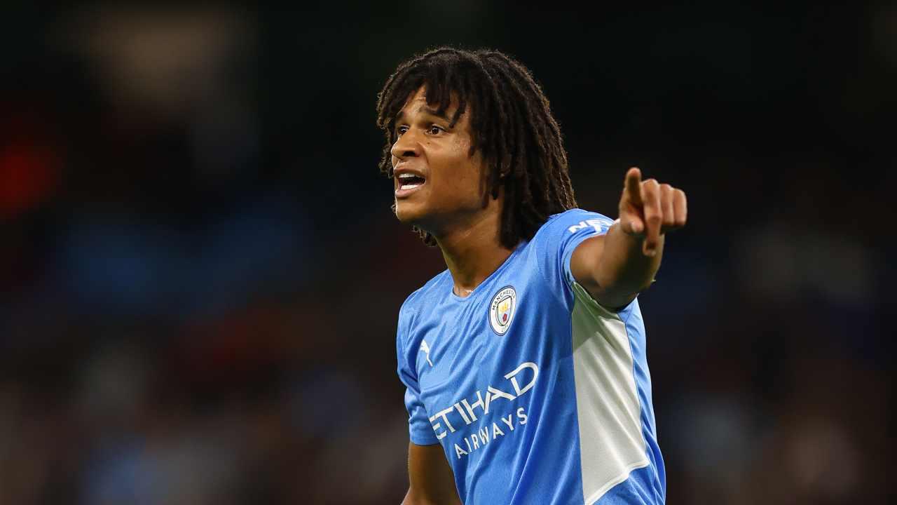 Nathan Ake Manchester City