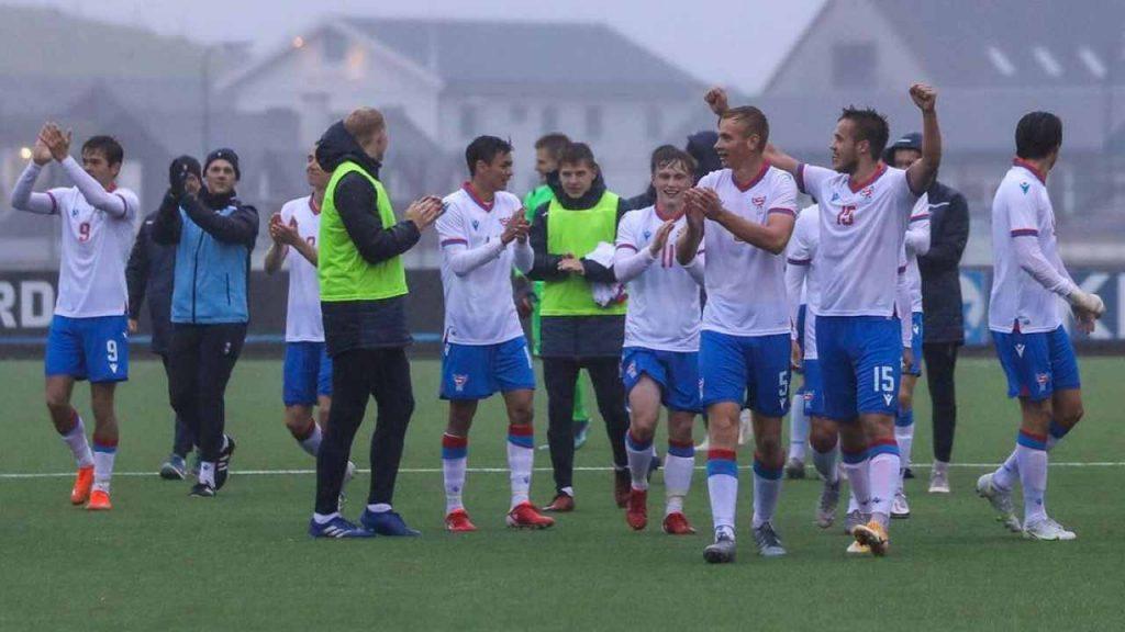 Nazionale Isole Faroe