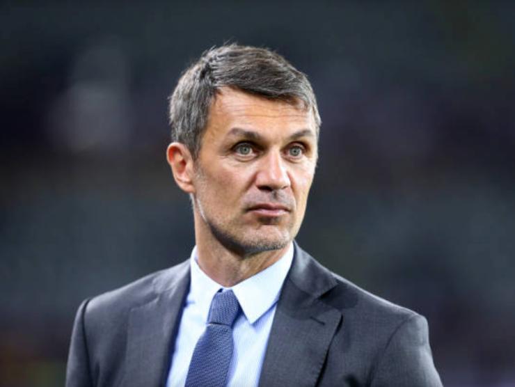 Paolo Maldini, direttore dell'area tecnica del Milan