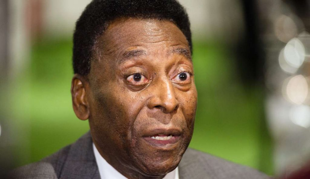 Pelé, condizioni post intervento