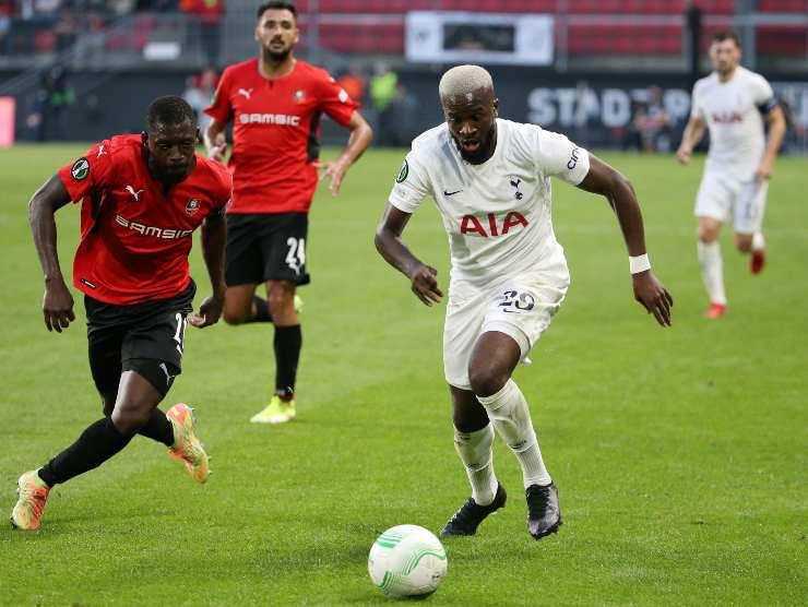 Tottenham-Rennes - Getty Images