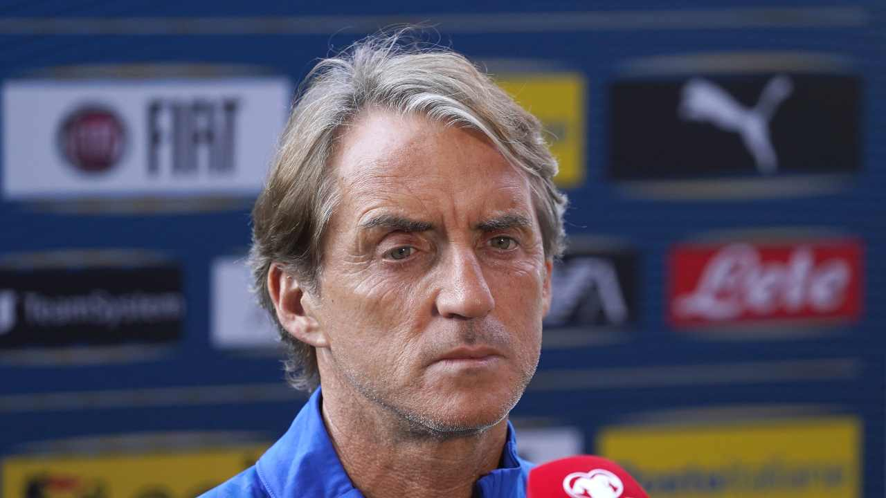 Roberto Mancini intervista