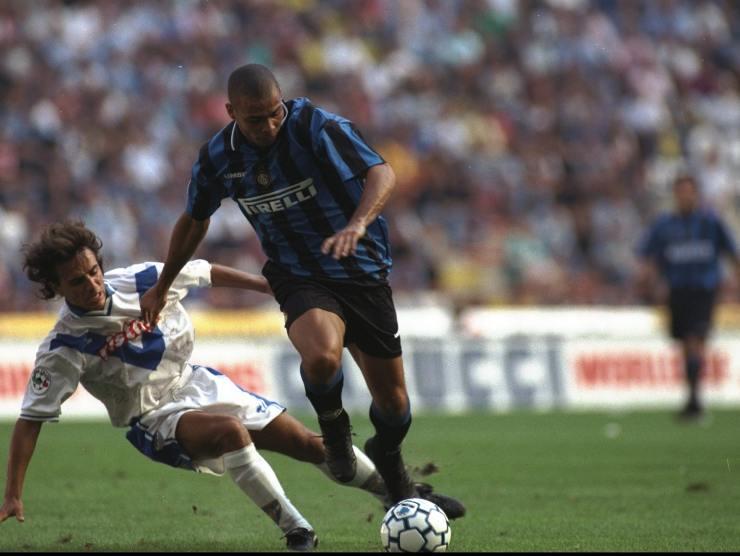 Ronaldo contro Brescia - Getty Images