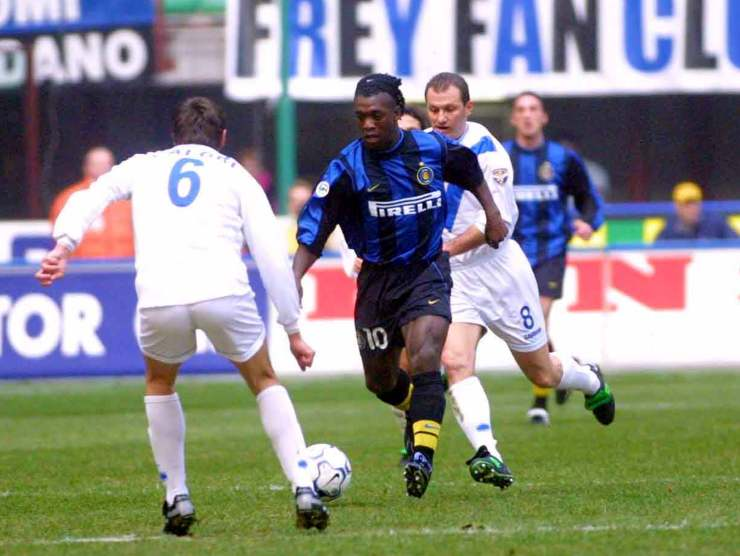 Clarence Seedorf - Getty Images