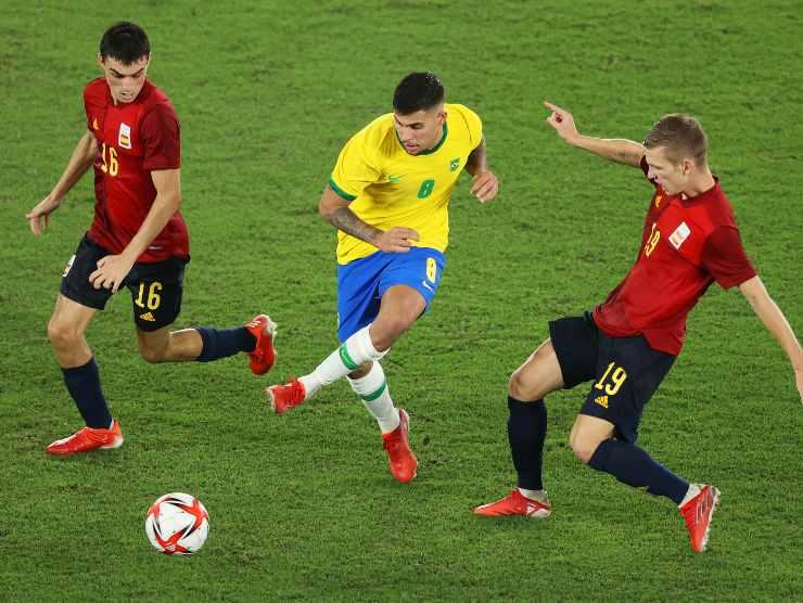 Spagna e Brasile olimpiadi - Getty Images