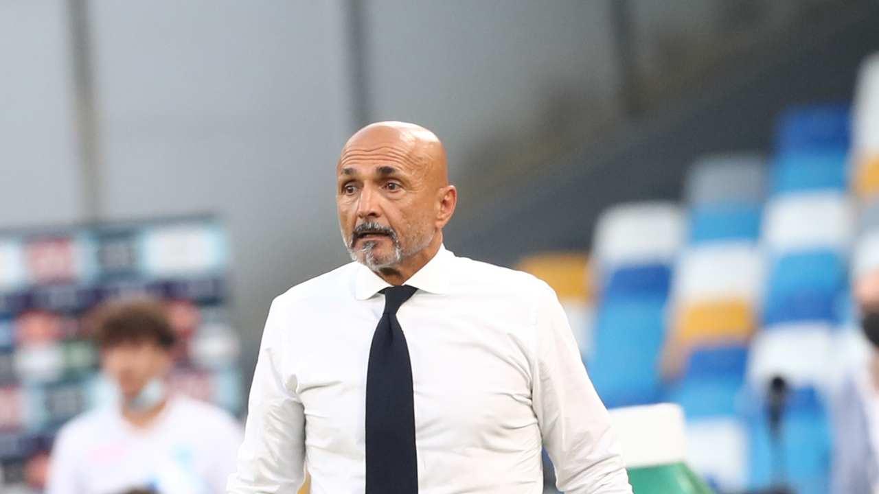 Spalletti Napoli Juventus